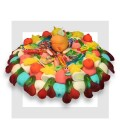 SUPER-CARAMBAR et MALABAR Gâteau de bonbons