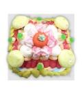 le LOOK COCO gâteau de bonbons