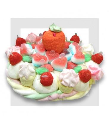 CHEVERNY Gâteau de bonbons