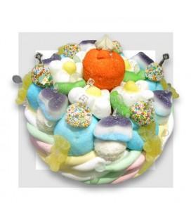 MARGUERITE Gâteau de bonbons