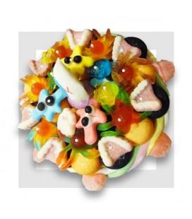 CAÏN tarte aux bonbons pour Halloween