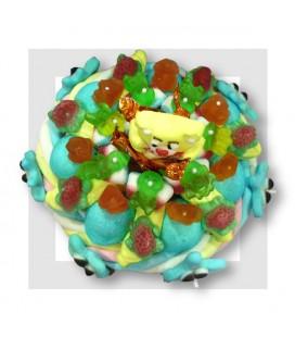 ABEL tarte aux bonbons pour Halloween