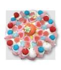 BUBBLIZZ gâteau de bonbons