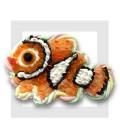 NEMO poisson clown - composition de bonbons