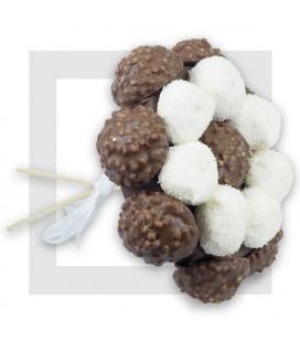 Bouquet CHOCOCO à ruban - Bouquet de bonbons
