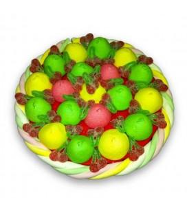Tarte aux cerises, gâteau de bonbons
