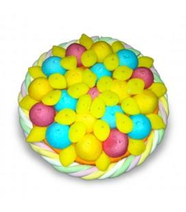 Tarte aux citrons, gâteau de bonbons