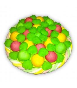Tarte aux pommes, gâteau de bonbons