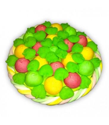 Tarte aux pommes - gâteau de bonbons