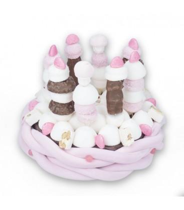 Gâteau de bonbons Candy