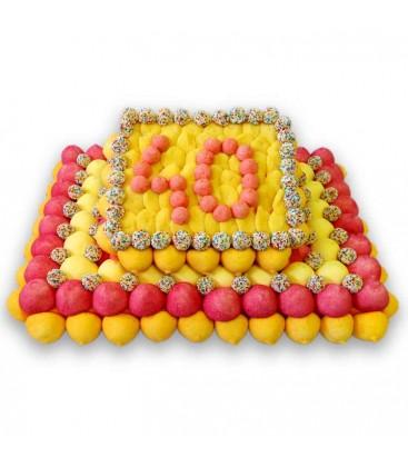 Gâteau Anniversaire 40 ans ou autre