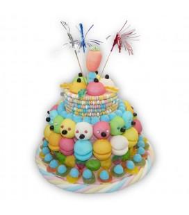 Gâteau de Bonbons Rigolos