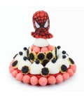 Petite tarte Spiderman