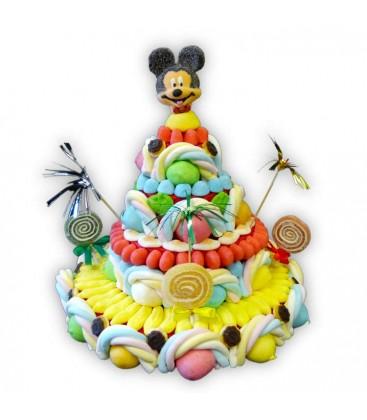 Pièce montée Magic Disney