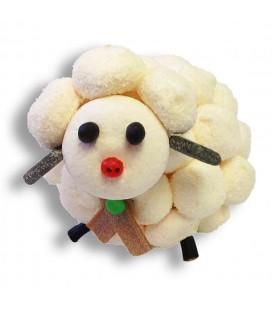 Arnold le petit mérinos - Moutons en bonbons
