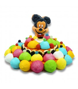 Grande tarte Mickey