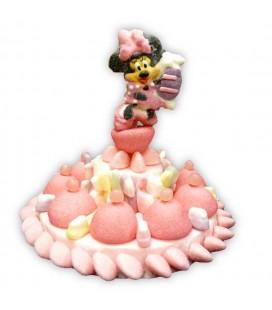 Petite tarte Minnie