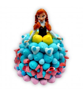Anna - Princesse en bonbons