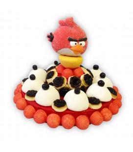 Petite tarte Angry Bird