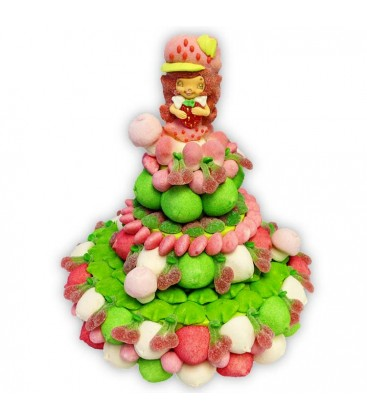 Gâteau Charlotte aux fraises