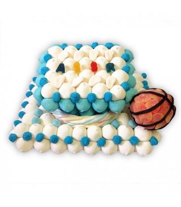 Basket-Ball Gâteau de bonbons
