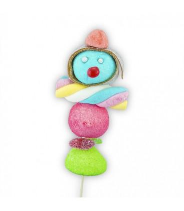 Mam'Zelle Zézette - Brochette de bonbons