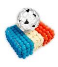 Allez France - Gâteau de bonbons coupe du monde