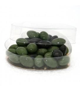 Cœur d'olivette - boite cadeau de chocolat d'excellence