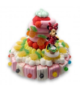 Minnie's fruit cart -la corbeille de fruit de Minnie