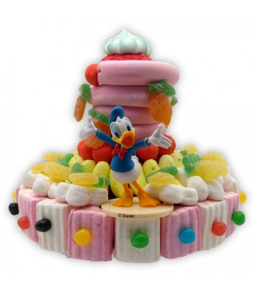 Donald's fruit cart - la corbeille de fruit de Donald
