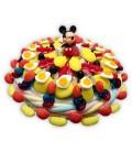 Gateau de bonbon Mickey