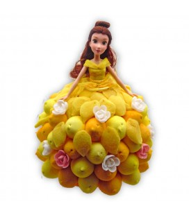 Belle - belle et le clochard - Princesse Disney