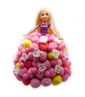 Raiponce Princesse Disney - Cadeau pour une petite fille