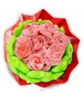 Rose en bonbons Pompadour