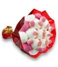 """Bouquet de bonbons """"JE T'AIME"""""""