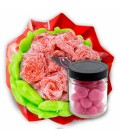 Le pack Cadeau rose et bonbons