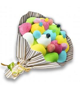 Bouquet de bonbons ZUMBA
