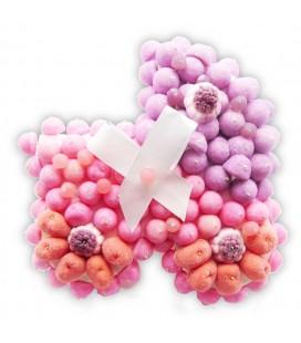 Berceaux en Bonbons Roses