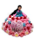 MULAN -princesse Disney