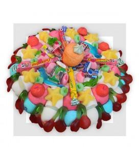 CARAMBAR et MALABAR Gâteau de bonbons