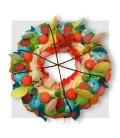 ATOLL couronne de bonbons