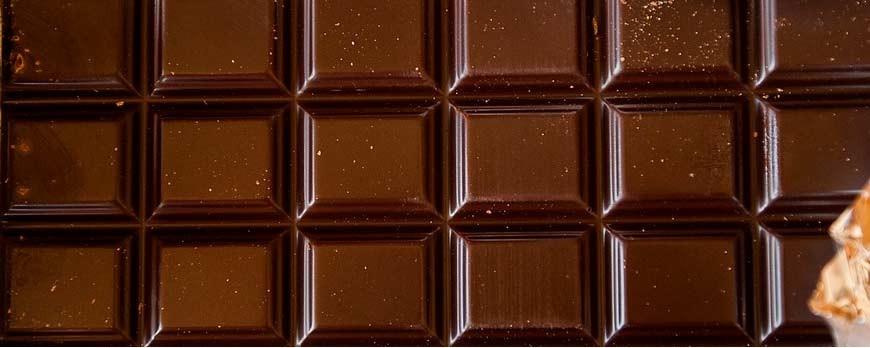Du chocolat comme médicament !