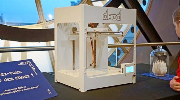 Des bonbons à l'imprimante 3D